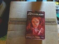 RARE CASE WITCHBLADE (12 BOXES) TRADING CARDS! INKWORKS! AUTOS & PIECEWORKS!