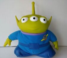 """Vintage Toy Story 12"""" CLAW MACHINE ALIEN PLUSH TOY Talking/Light-Up WORKS GREAT!"""