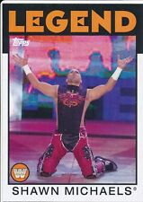 #104 SHAWN MICHAELS 2016 Topps WWE Heritage