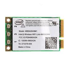 Mini PCI-E Card Intel Wireless WiFi Link 4965AGN a/b/g/n 300Mbps Dual Band MIMO