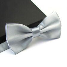 Chic Men Classic Adjustable Bow Tie Tuxedo Classic Solid Formal Wedding Party
