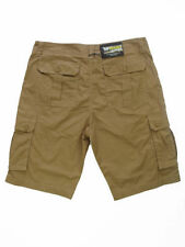 Cotton Patternless Cargo, Combat NEXT Shorts for Men