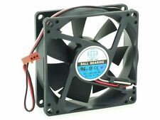 Globe fan b01138812m-3m Ball bearing CPU/case fan ventiladores 80x80x25mm 3-Wire 0.17a