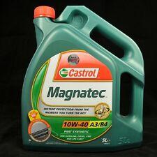 Castrol MAGNATEC 10W-40 A3/B4 5 Liter - VW 501 01/ 505 00, MB 229,1 , Fiat