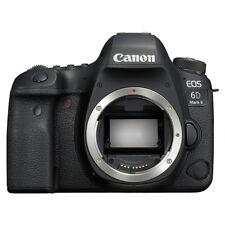 New Canon EOS 6D Mark II Body