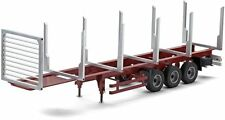 CARSON LKW / TRUCK TAMIYA Holz-Rungenauflieger 3 Achser Version II 907082