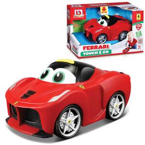 Junior Ferrari BB Light & Sound / Touch and Go Toy Car Toddlers Large La Ferrari