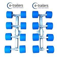 Extreme 16 Wobble Roller System for swing cradle beam -Boat-Jetski RIB Trailer