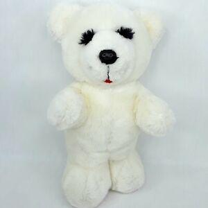 Dakin Polar bear plush soft toy teddy White Vintage 1987 1980s