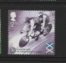 CYCLING/FLAG/GB 2014 UM MINT STAMP