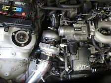 CXRacing Top Mount T70 Turbo Kit For GS300 SC300 SUPRA 2JZGE 2JZ-GE Blue