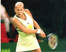 "ANNA KOURNIKOVA SIGNED AUTOGRAPHED 8""X10"" TENNIS PHOTO W/ COA"