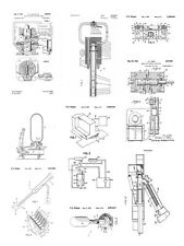 Hydraulic Ram, 230 Patents, 1400 Pages