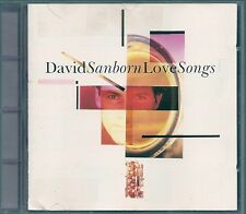 CD COMPIL 12 TITRES--DAVID SANBORN--BEST OF LOVE SONGS