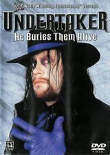 WWF - Undertaker He Buries Them Alive - Wrestling - DVD