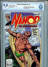 Namor the Submariner #1 CGC 9.6 NM+ Marvel Comics 1990