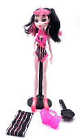Mattel Monster High Beach Beasties Draculaura Doll 2008