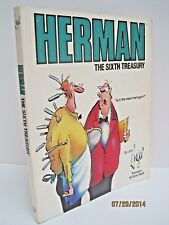 Herman: The Sixth Treasury by Jim Unger
