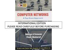 Computer Networks by Behrouz Forouzan & Firouz Mosharraf
