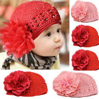 Flower Toddlers Infant Baby Girl Lace Hair Band Headband Headwear Hat Stylish