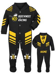 Bees Knees Baby Race/Sleep Suit