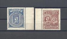 AUSTRALIA/VICTORIA 1897 SG 353/4 MNH Cat £150