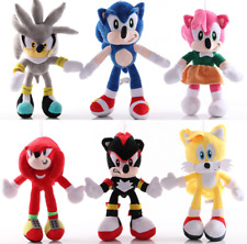 11In Sonic The Hedgehog Plush Doll Stuffed Animal Plushie Soft Toy Gift