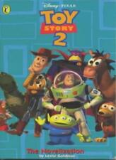 Toy Story 2 :: Novelisation,Leslie Goldman