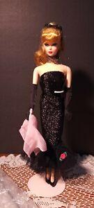 Barbie*SOLO / SPOTLIGHT(mic*) ( Blond) )1958-93** Single Dressed Doll & Shoes G2