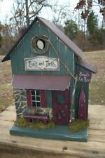 Fishing , Bait and Tackle , Functional Birdhouse , Rustic Birdhouse , Birdhouse