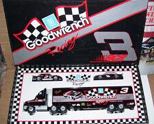 Dale Earnhardt White Rose Set Winross Transporter 2 Matchbox Cars Nascar