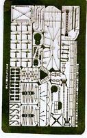 White Ensign Models 1/700 #PE7008 HMS Dido Cruiser Detail Up Etching Parts