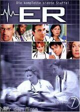 ER (EMERGENCY ROOM), Staffel 7  (Season 7), 3 DVDs NEU+OVP