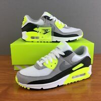 Nike Women's Air Max 90 Shoes (CD0490-101) Particle Grey Volt // SIZE 6.5