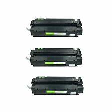 3PK Q2613A 13A Toner Cartridge Black For HP LaserJet 1000 1200 1200n 1200se