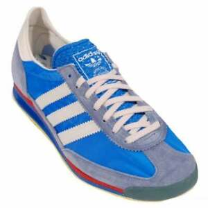 ADIDAS ORIGINALS SL72 VINTAGE  TRAINERS  UK SIZES 7 TO 11  NEW  WITH BOX & TAGS