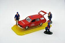 Solido Renault R12 break, Ambulance Pompiers, 1/43 ( Collection )