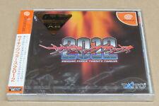 Psychic Force 2012 Sega Dreamcast Japan Japanese JPN Taito * Brand NEW Sealed