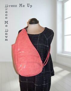 AmeriBag Healthy Back Bag Cross Body RARE PVC Special Edition LARGE