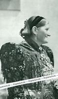 Ochsenfurt - Dame in Gautracht - Tanztracht - wohl um 1940 -     S 25-23