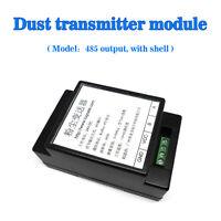 RS485 Output Sharp Dust Sensor Module PM2.5 Dust Transmitter Box