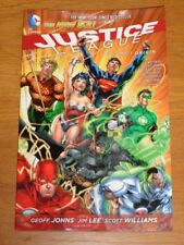 Justice League Origin Vol 1 DC New 52 Geoff Johns (Paperback)< 9781401237882
