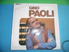 GINO PAOLI  - L'ALBUM DI ... - 3LP - SIGILLATO