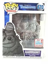Funko Pop Stone Troll Hunters #470 2017 Fall Convention Exclusive Fun Toy Argh