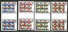 GREAT BRITAIN 1979 Very Fine MNH OG Pair Stamps Set Scott # 859-862 CV 2.60$