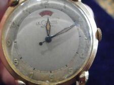 Mens Vintage LE COULTRE Power Reserve Automatic Wrist Watch
