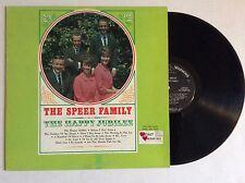 THE SPEER FAMILY THE HAPPY JUBILEE vinyl LP Heart Warming LPHF-1883