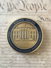 Barack Obama 44th President United States POTUS AUTHENTIC REAL Challenge Coin