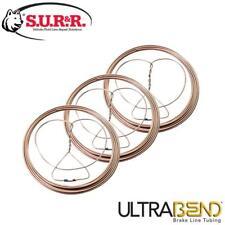 "SUR&R Auto 3/16"" ULTRABEND  Brake Line Tubing 25' Roll BREZ100"