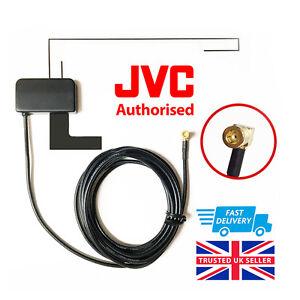 JVC DAB Digital Car Aerial Antenna Window Glass High Gain